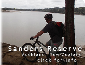 Click for info on the Sanders Reserve MTB Park