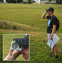 Mr Clinometer